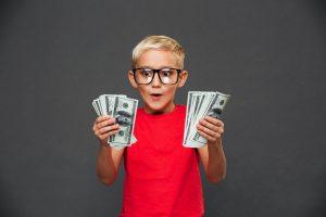 Сделки с имущество на дете